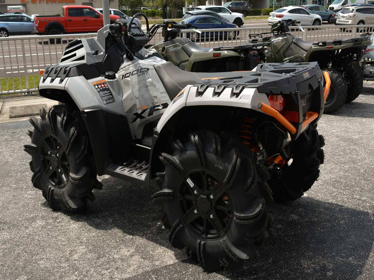 2021 Polaris Sportsman XP 1000 High Lifter Edition in Clearwater, Florida - Photo 17