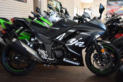 2017 Kawasaki Ninja 300 ABS Winter Test Edition in Clearwater, Florida