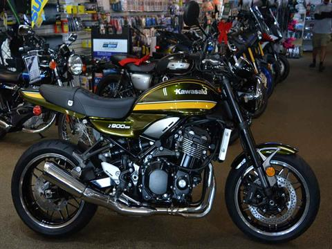 2020 Kawasaki Z900RS ABS in Clearwater, Florida - Photo 4