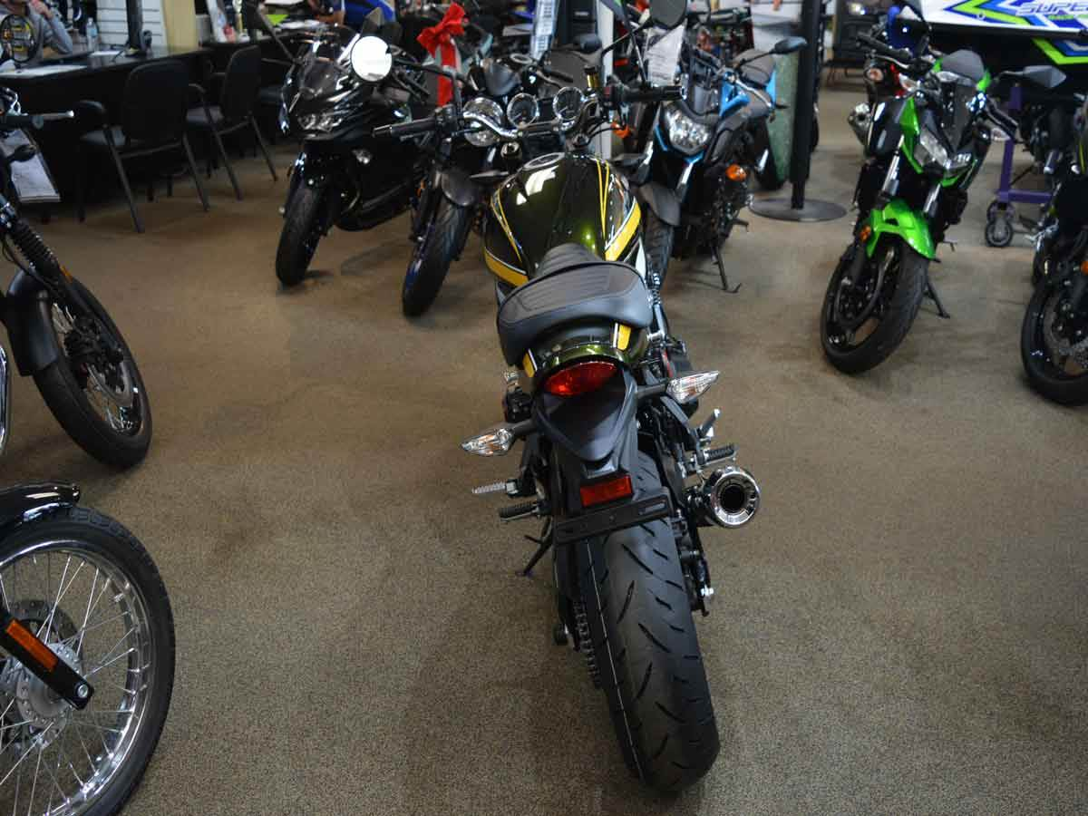 2020 Kawasaki Z900RS ABS in Clearwater, Florida - Photo 8