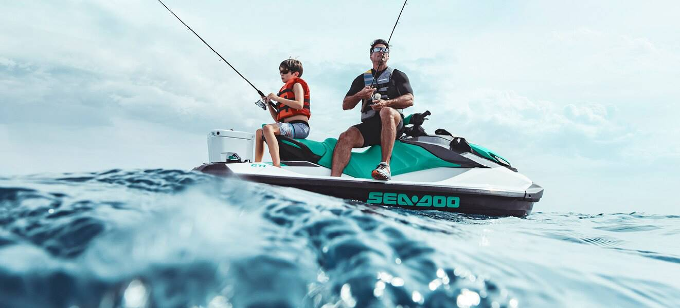 2021 Sea-Doo GTI 130 in Clearwater, Florida - Photo 1