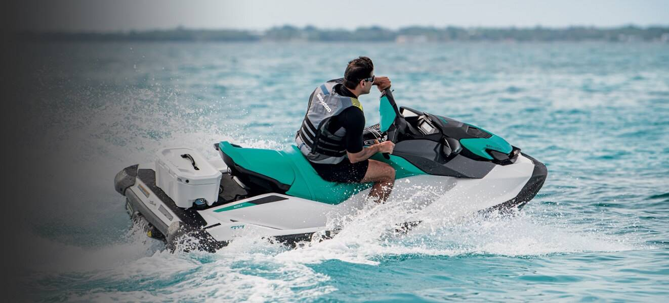 2021 Sea-Doo GTI 130 in Clearwater, Florida - Photo 5