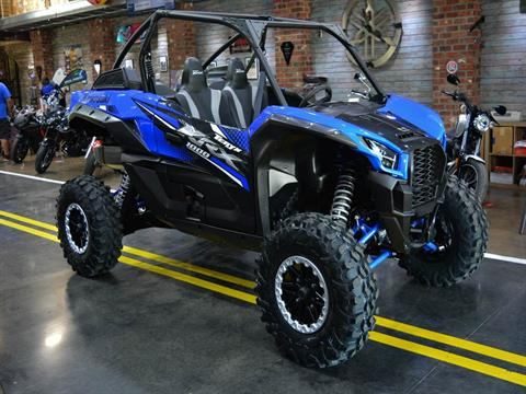 2021 Kawasaki Teryx KRX 1000 in Clearwater, Florida - Photo 4