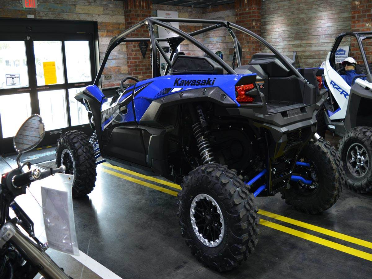 2021 Kawasaki Teryx KRX 1000 in Clearwater, Florida - Photo 7