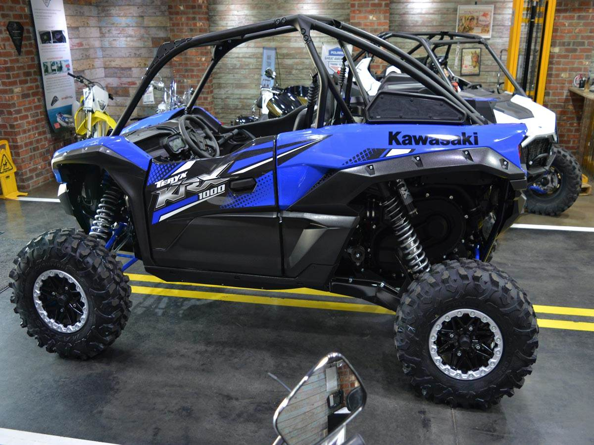 2021 Kawasaki Teryx KRX 1000 in Clearwater, Florida - Photo 2