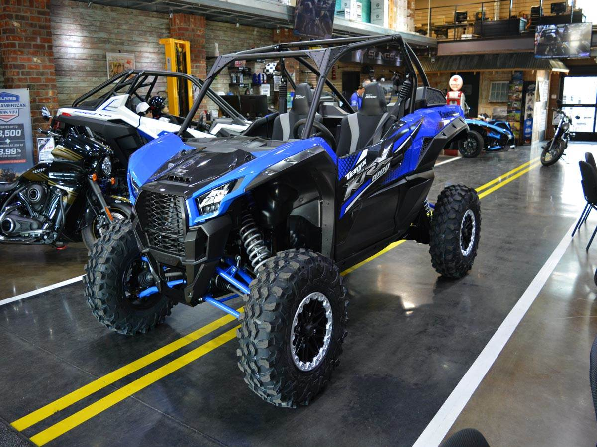 2021 Kawasaki Teryx KRX 1000 in Clearwater, Florida - Photo 8