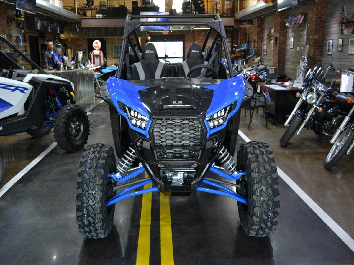 2021 Kawasaki Teryx KRX 1000 in Clearwater, Florida - Photo 9