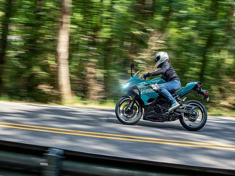 2021 Kawasaki Ninja 400 ABS in Clearwater, Florida - Photo 6
