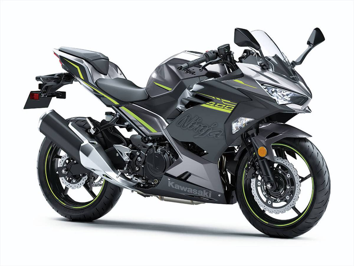 2021 Kawasaki Ninja 400 ABS in Clearwater, Florida - Photo 9
