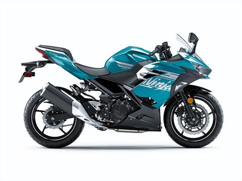 2021 Kawasaki Ninja 400 ABS in Clearwater, Florida - Photo 1