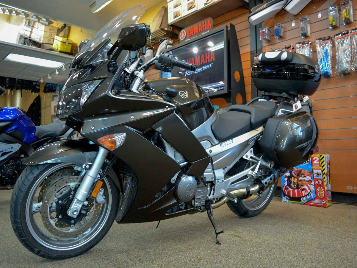 2009 Yamaha FJR 1300A in Clearwater, Florida - Photo 7