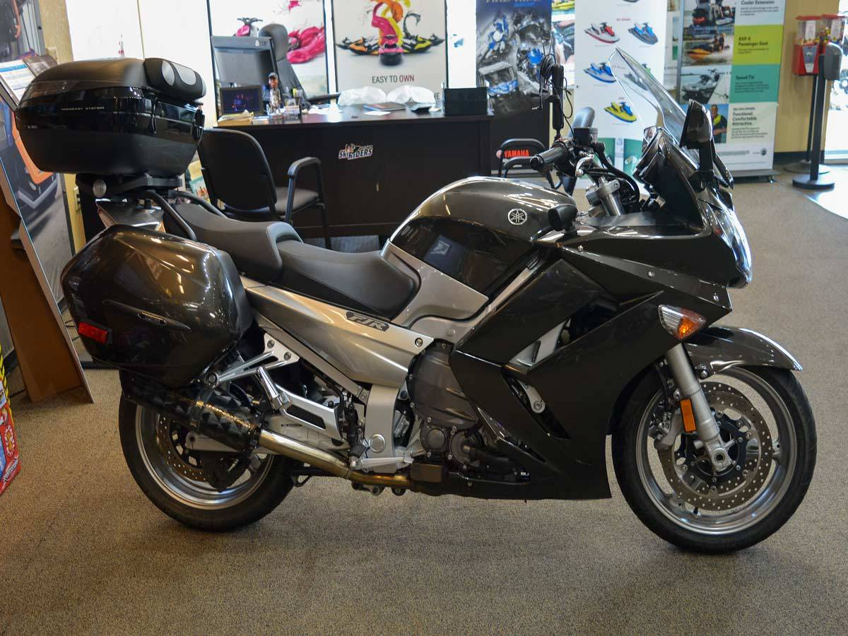 2009 Yamaha FJR 1300A in Clearwater, Florida - Photo 1