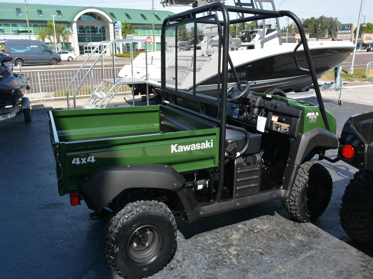 2019 Kawasaki Mule 4010 4x4 in Clearwater, Florida - Photo 1