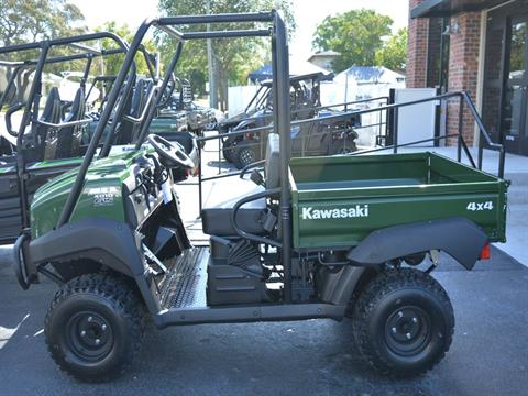 2019 Kawasaki Mule 4010 4x4 in Clearwater, Florida - Photo 2