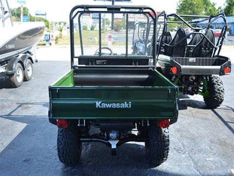 2019 Kawasaki Mule 4010 4x4 in Clearwater, Florida - Photo 4