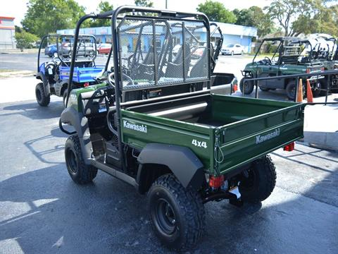 2019 Kawasaki Mule 4010 4x4 in Clearwater, Florida - Photo 5