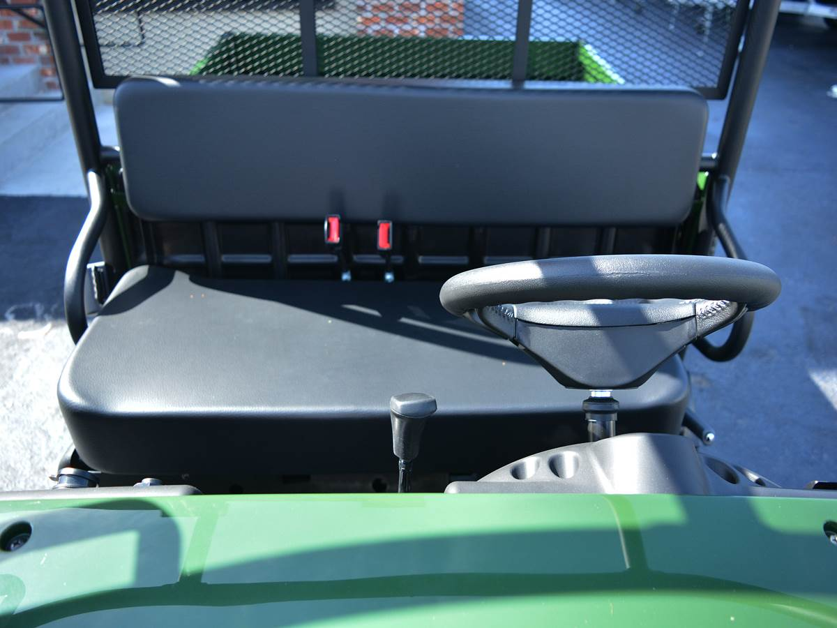 2019 Kawasaki Mule 4010 4x4 in Clearwater, Florida - Photo 8
