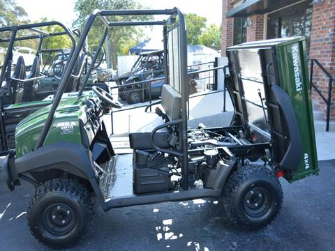 2019 Kawasaki Mule 4010 4x4 in Clearwater, Florida - Photo 10