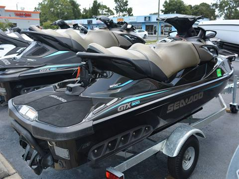 2016 Sea-Doo GTX Limited 300 in Clearwater, Florida - Photo 9
