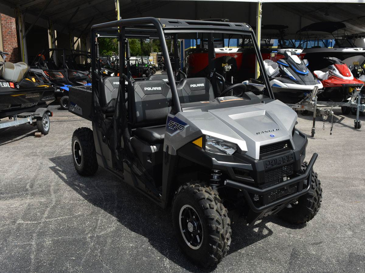 2020 Polaris Ranger Crew 570-4 EPS in Clearwater, Florida - Photo 2