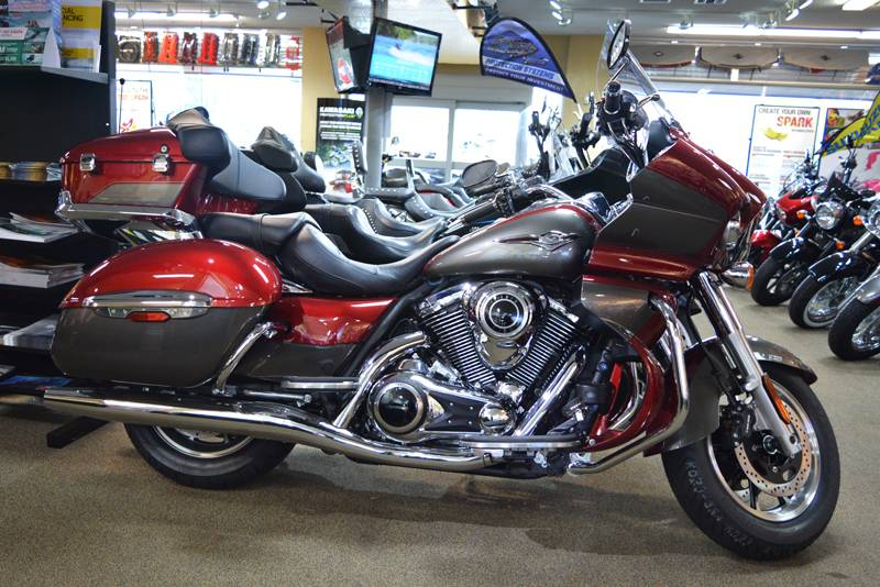 New 2018 Kawasaki Vulcan 1700 Voyager ABS Motorcycles in Clearwater
