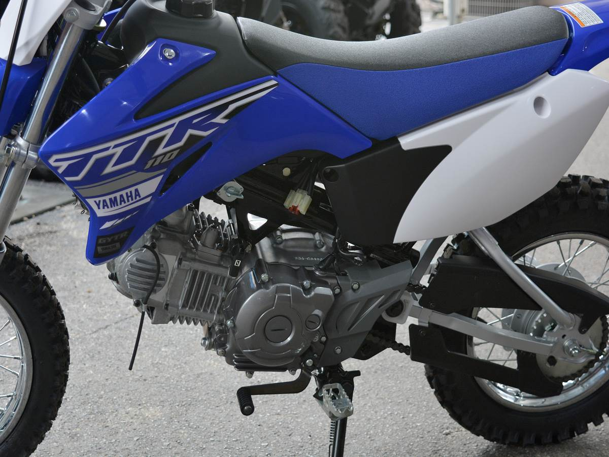 2019 Yamaha TT-R110E in Clearwater, Florida