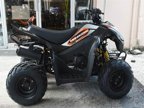 2018 Kymco Mongoose 70s in Clearwater, Florida