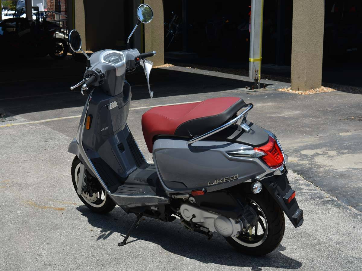2019 Kymco Like 50i in Clearwater, Florida - Photo 5