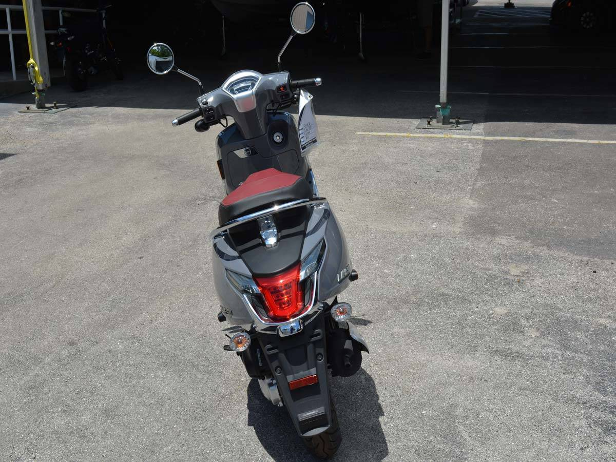 2019 Kymco Like 50i in Clearwater, Florida - Photo 6