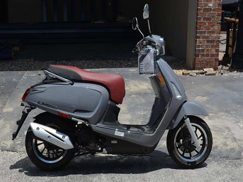 2019 Kymco Like 50i in Clearwater, Florida - Photo 1