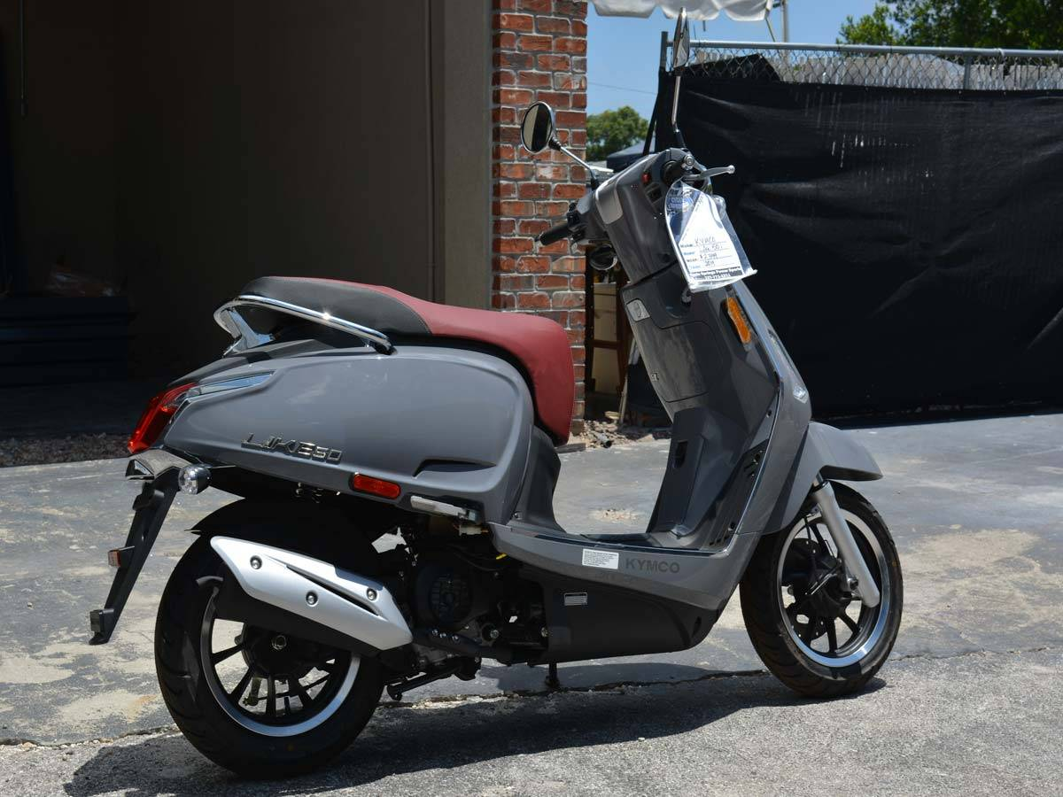 2019 Kymco Like 50i in Clearwater, Florida - Photo 10