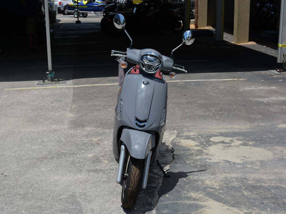 2019 Kymco Like 50i in Clearwater, Florida - Photo 11