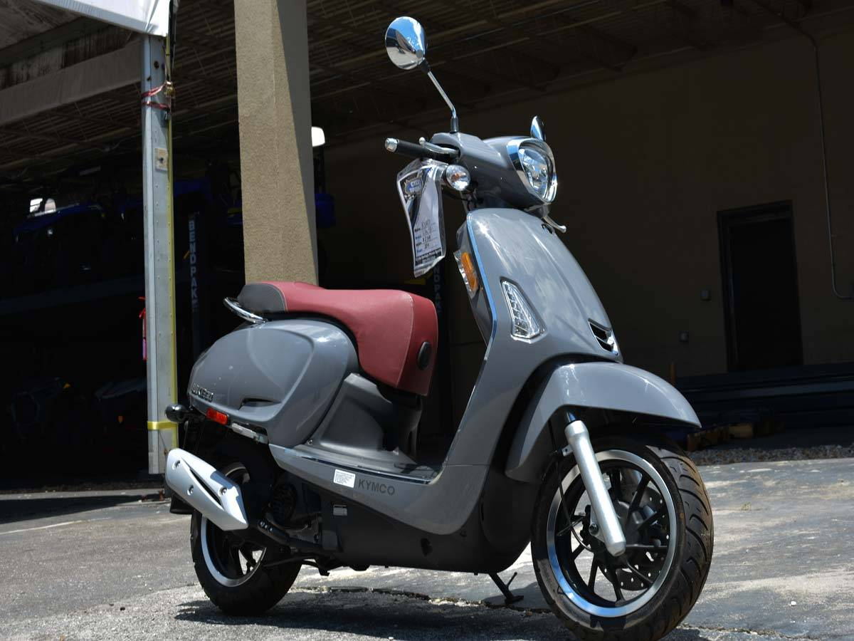 2019 Kymco Like 50i in Clearwater, Florida - Photo 13