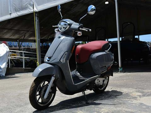 2019 Kymco Like 50i in Clearwater, Florida - Photo 14