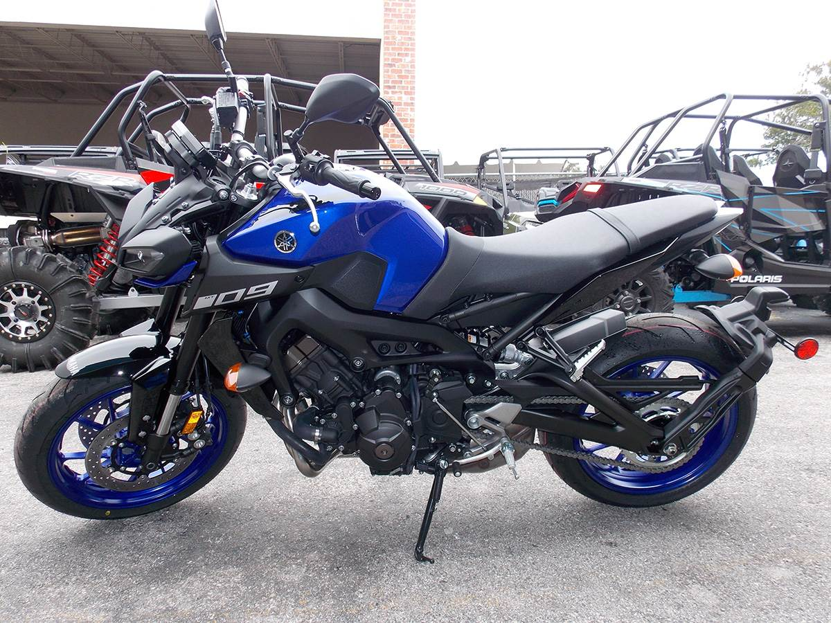 2019 Yamaha MT-09 in Clearwater, Florida - Photo 8