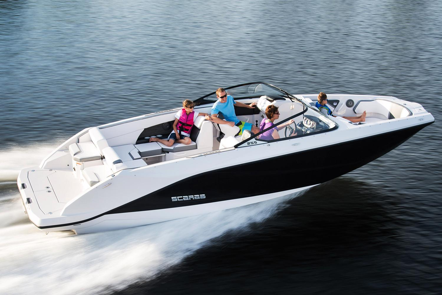 2019 Scarab 255 G in Clearwater, Florida - Photo 1