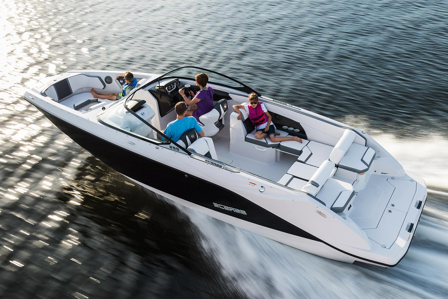 2019 Scarab 255 G in Clearwater, Florida - Photo 3