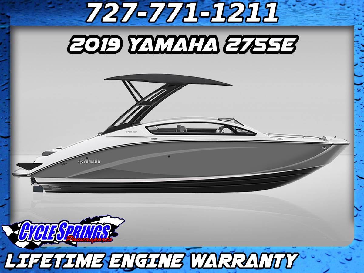 2019 Yamaha 275SE in Clearwater, Florida - Photo 1