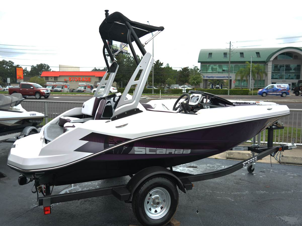 2020 Scarab 165 ID in Clearwater, Florida - Photo 5