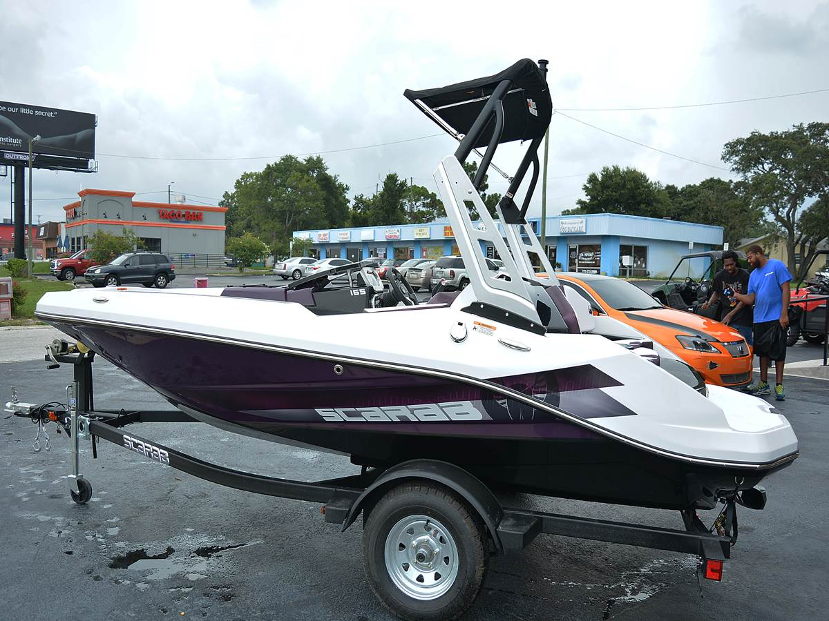 2020 Scarab 165 ID in Clearwater, Florida - Photo 8