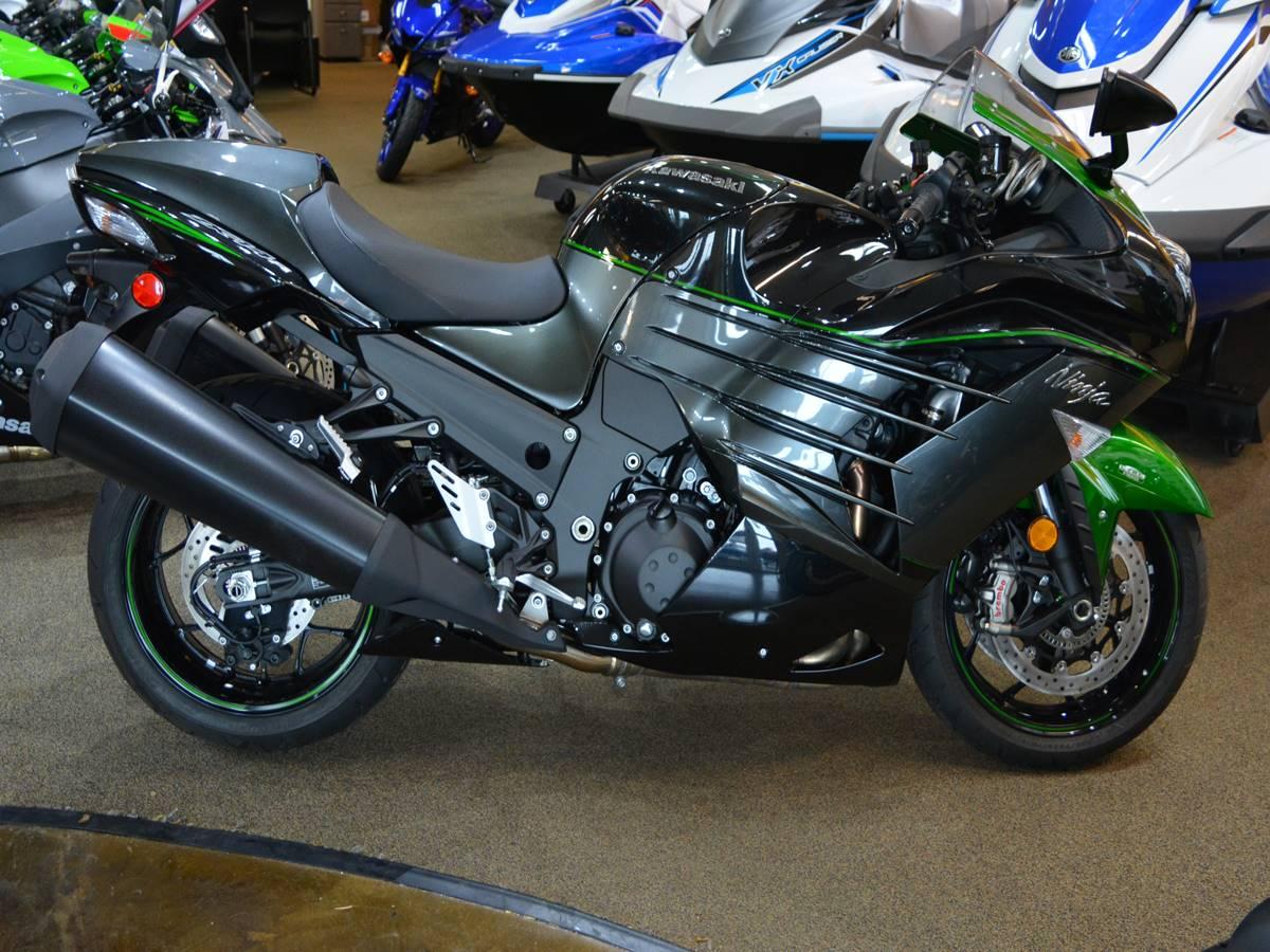 2019 Kawasaki Ninja Zx 14r In Clearwater Florida