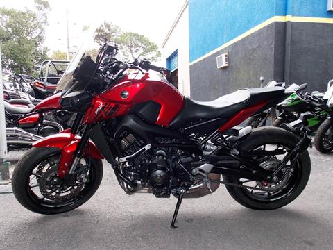2017 Yamaha FZ-09 in Clearwater, Florida