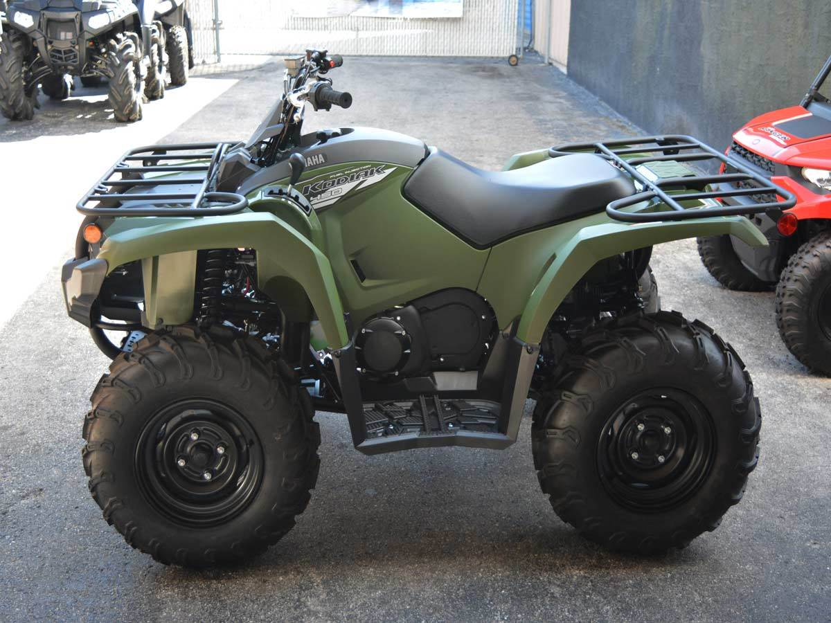 2020 Yamaha Kodiak 450 4