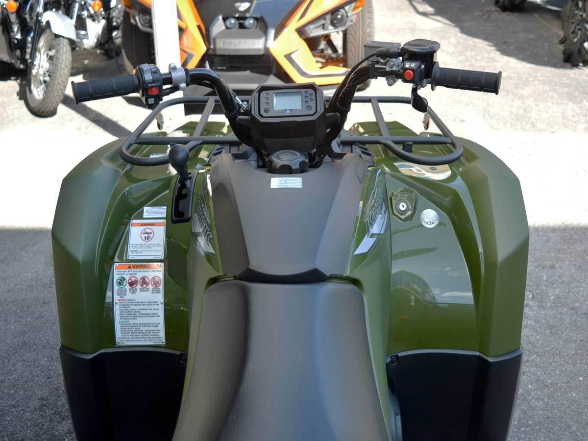 2020 Yamaha Kodiak 450 10