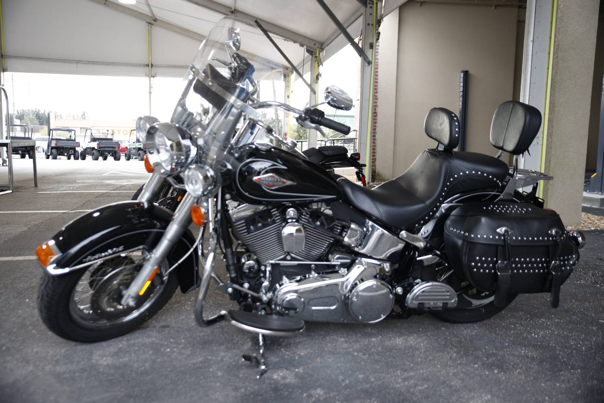 2009 Harley-Davidson FLSTC Heritage Softail® Classic in Clearwater, Florida - Photo 3
