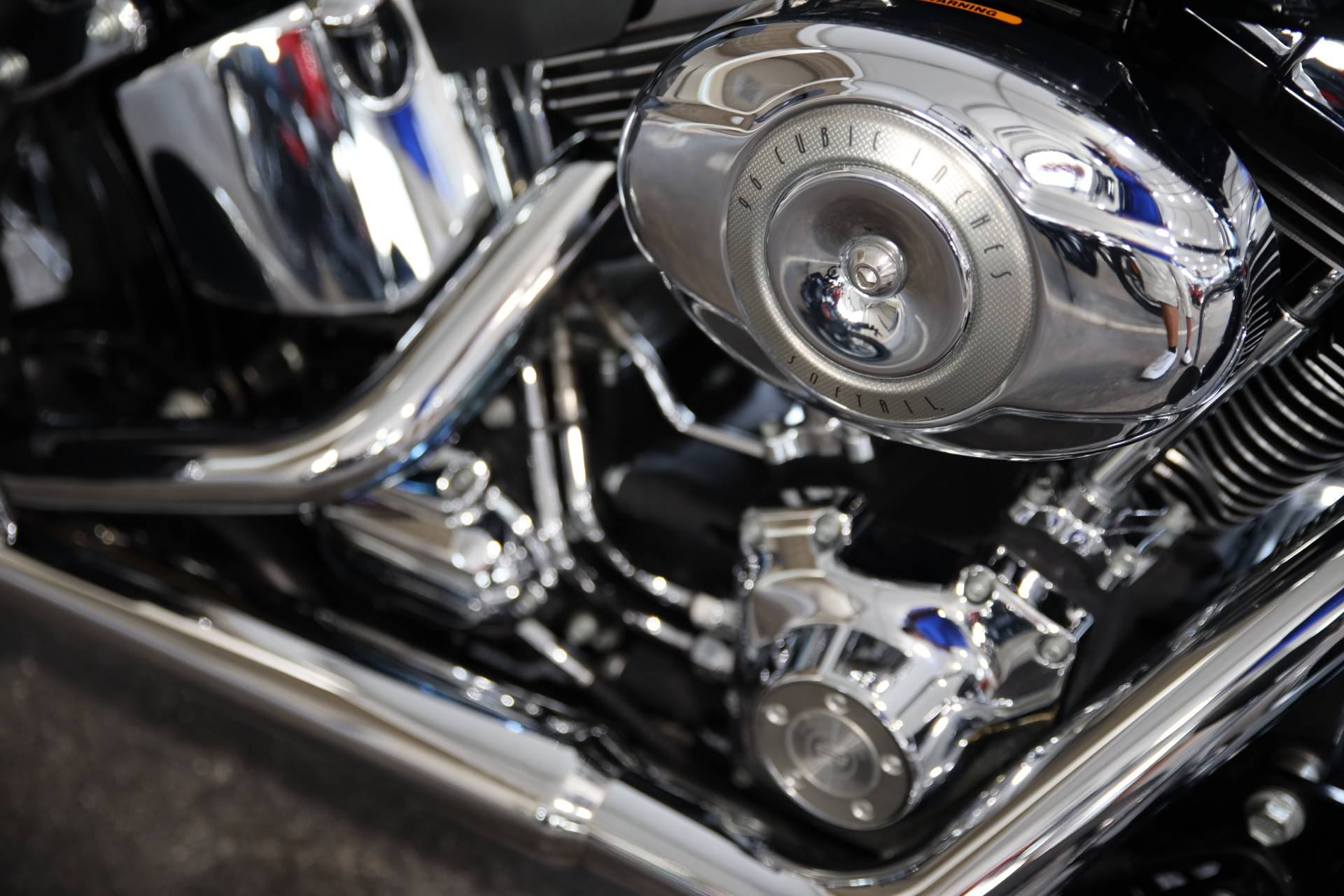 2009 Harley-Davidson FLSTC Heritage Softail® Classic in Clearwater, Florida - Photo 13