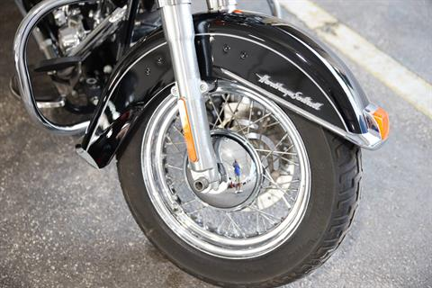 2009 Harley-Davidson FLSTC Heritage Softail® Classic in Clearwater, Florida - Photo 14