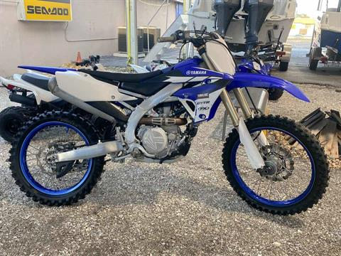 2018 Yamaha YZ450F in Clearwater, Florida - Photo 1