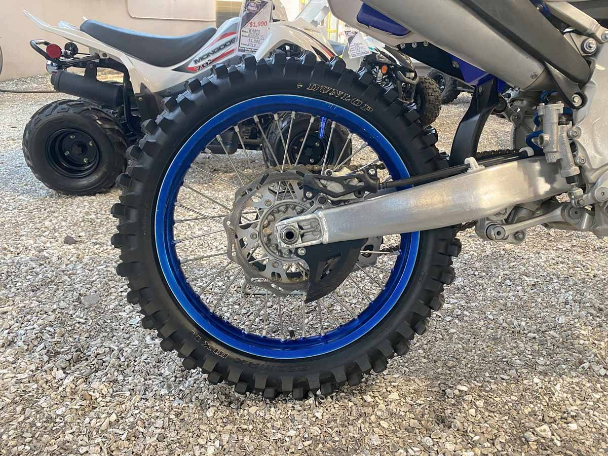 2018 Yamaha YZ450F in Clearwater, Florida - Photo 5