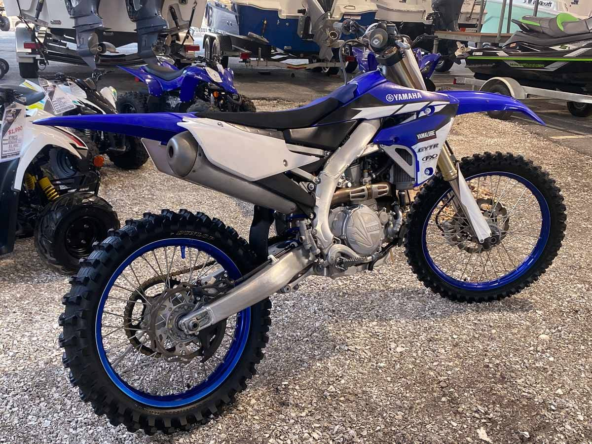 2018 Yamaha YZ450F in Clearwater, Florida - Photo 6
